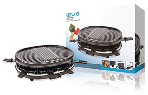 Azura AZ FC20 Raclette per 8 persone