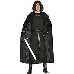 Guirca Disfraz Adulto Vigilante Medieval, Talla 48-50 (84967.0)