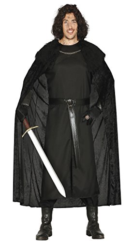 Vigilante Kostüm - Guirca-Kostüm Erwachsene mittelalterlichen Vigilante, Größe 48-50(84967.0)