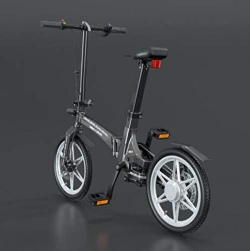 Hold E-Bikes Bicicleta eléctrica Plegable 16 Pulgadas