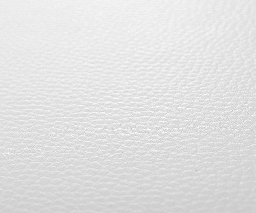 Bigsofa Marbeya 285x115 cm Weiss inklusive Kissen - 3