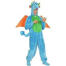 WIDMANN Disfraz de dragón para adultos