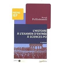 L'histoire à l'examen d'entrée à Sciences-Po: Prépas IEP