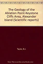 The Geology of the Ablation Point-Keystone Cliffs Area, Alexander Island (Scientific reports)