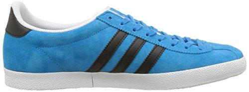 adidas Gazelle OG Herren Sneakers Azul (Solar Blue/Core Black/White)