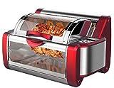 CucinaPro Multi Rotisserie | Four | Grill | Four Multi-Four | Gril de Poulet | Mini Four 1200 W |