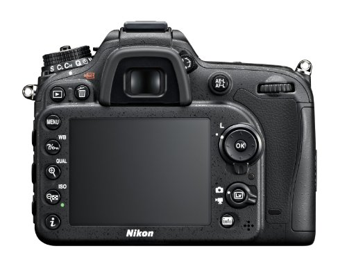 Best Nikon D7100 Digital SLR Camera Body (24.1 MP, 3.2 inch LCD) Special