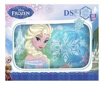 Pochette ELSA Reine des Neiges pour Nintendo 3DS / 3DSXL / New 3DS / New 3DSXL