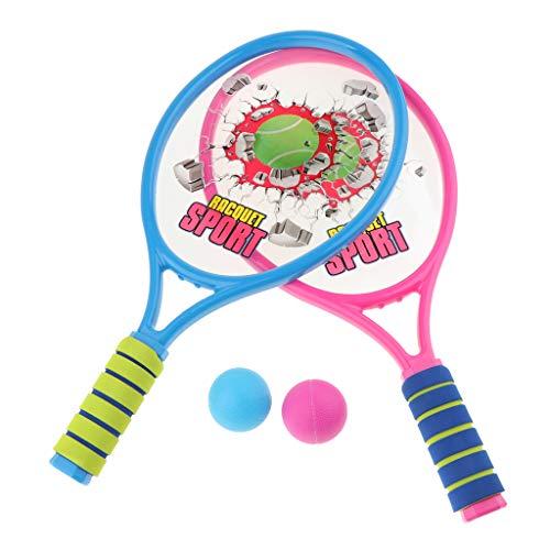 er Fitness Sport Spielzeug Outdoor Fitnessgeräte Tennisschläger - A ()
