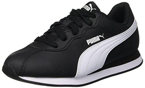 Puma Turin II, Chaussures de Fitness Mixte Adulte Noir (Puma Black-Puma White 01) 44.5 EU