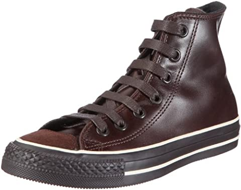 Converse CT AS HI Leather chocolate AQ564, Unisex - Erwachsene,