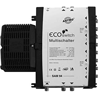 Astro SAM 94 Ecoswitch - Black