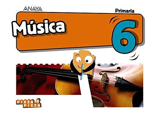 Música 6. Pieza a Pieza