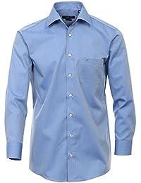 CASAMODA Herren Hemd 58er Ärmel 100% Baumwolle - Comfort Fit