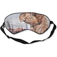 Sleep Eye Mask Camel Desert Lightweight Soft Blindfold Adjustable Head Strap Eyeshade Travel Eyepatch E6 preisvergleich bei billige-tabletten.eu