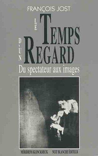 Le temps d'un regard : Du spectateur aux images