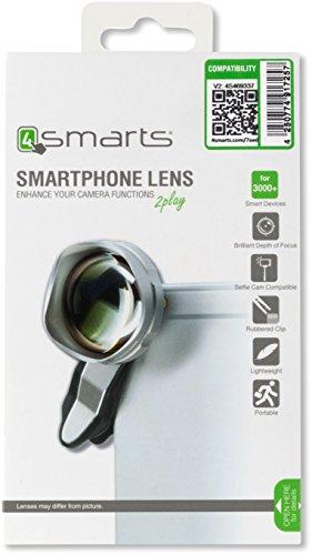 Image of Universal Premium Teleobjektiv Telescope Lens Clip On für IOS Android Silber TOP ,