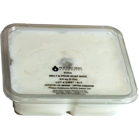 Stephenson Shea Melt & Pour Soap Base, 2 lb by Stephenson