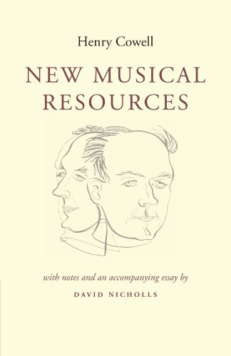 New Musical Resources Paperback por Cowell