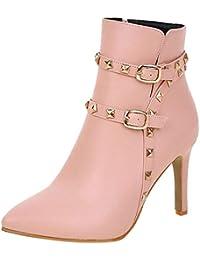 2ea8eae9c6862 Suchergebnis auf Amazon.de für: Rosa High Heels - Keilabsatz ...