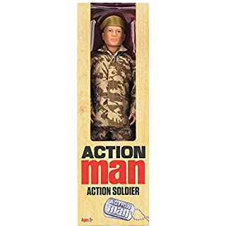 Action Man - ACTION SOLDIER - New Limited Edition Figure, Celebrating Three of the Most Popular Figures of all Time!!