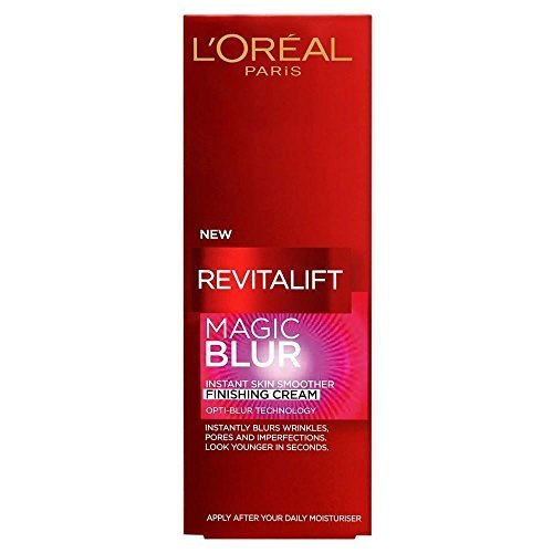 L'Or?l Paris Revitalift Magic Blur Instant Skin Smoother Finishing Cream (15ml) by Grocery
