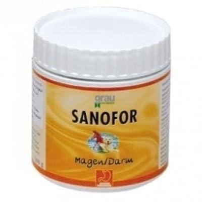 GRAU Nahrungsergänzung GAC - SANOFOR für Hunde, Katzen, Nagetiere und Vögel 500 g