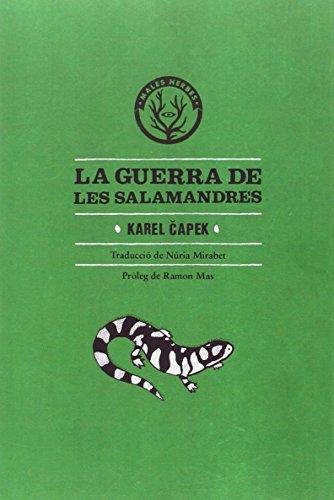 La guerra de les salamandres (Distorsions)