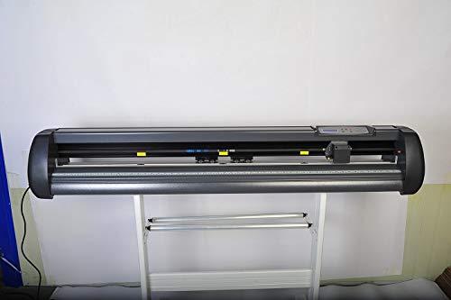 Schneiden Plotter Desktop Maschine 375mm/720mm/870mm/1350mm Vinyl Cutter Schneiden Plotter Gerät USB Anschluss Drucker mit ArtCut Software - 1350mm