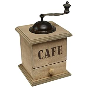 Vintage Decorative Coffee Box
