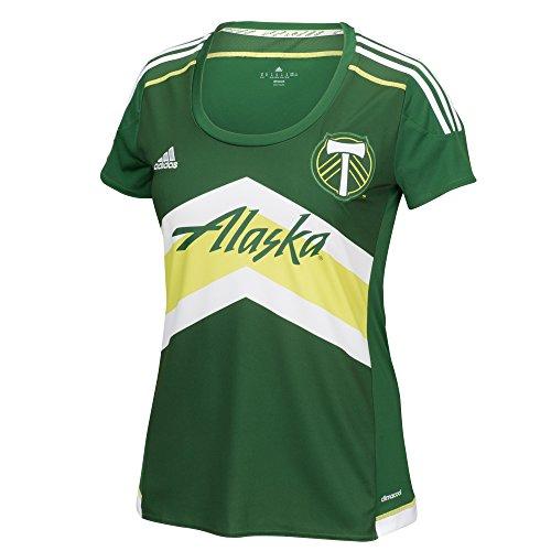 MLS équipe de femmes T-shirt à manches courtes Jersey vert