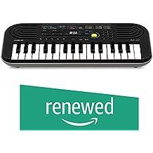 (Renewed) Casio SA-47H5 Electronic Keyboard (Black)