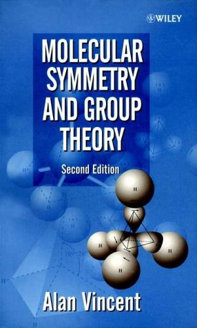 Molecular Symmetry & Group Theory Second Edition