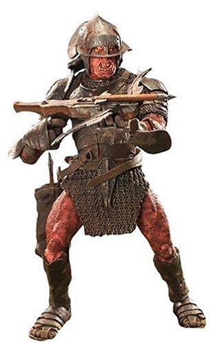 "Return of the King 6\"" Figure: Uruk-Hai with Crossbow"