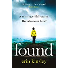 Found: the most gripping, emotional thriller of 2019 (a BBC Radio 2 Book Club pick)