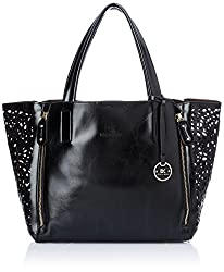 Diana Korr Womens Handbag (Black) (DK09HBLK00)