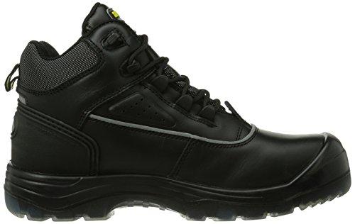 Safety Jogger COSMOS Herren Sicherheitsschuhe Schwarz (Black 210)