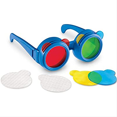 Learning Resources Colour Mixing Glasses from Learning Resources