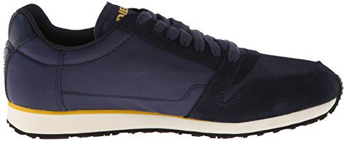 Diesel BLACK JAKE SLOCKER S Herren Sneakers Bleu