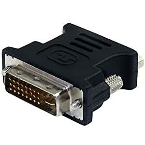 StarTech DVI to VGA M/F Cable Adapter - Black