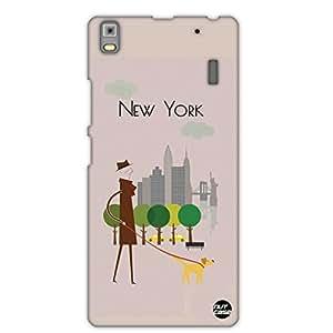 Designer Lenovo K3 Note Case Cover Nutcase-New York City