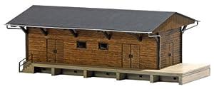 Busch - Edificio para modelismo ferroviario Escala 1:87