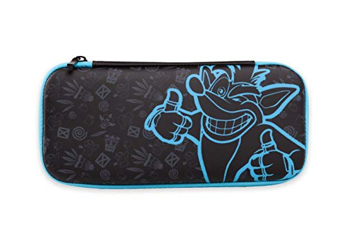 Travel Stealth Kit for Nintendo Switch - Crash Bandicoot [Edizione: Regno Unito]