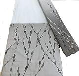 Completo Lenzuola Matrimoniale in Percalle di Puro Cotone Made in Italy