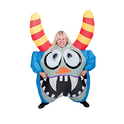 Funtime Gifts PT8350gonfiabile Monster costume, unisex, adulto
