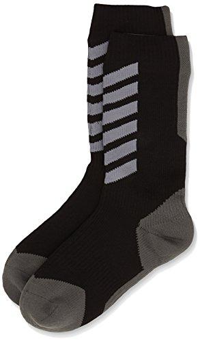 SealSkinz Men's Waterproof Mtb Mid with Hydrostop Socks
