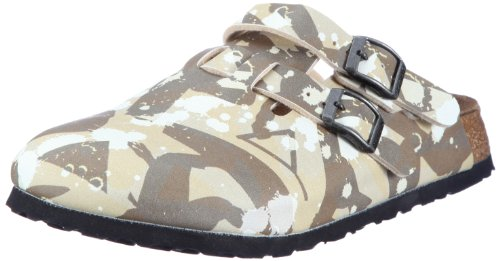 Birki Kay , Chaussures mixte enfant Marron-TR-A-4-88