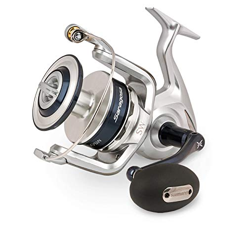 Shimano Saragosa (6000 sw Sole Spinning Fishing Reel, srg6000sw