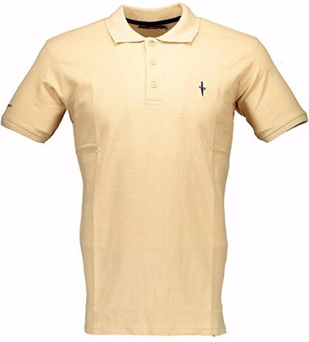 polo-cesare-paciotti-hombre-men-camiseta-100-italy-fashion-piquet-stone-washed-vintage-beige-s