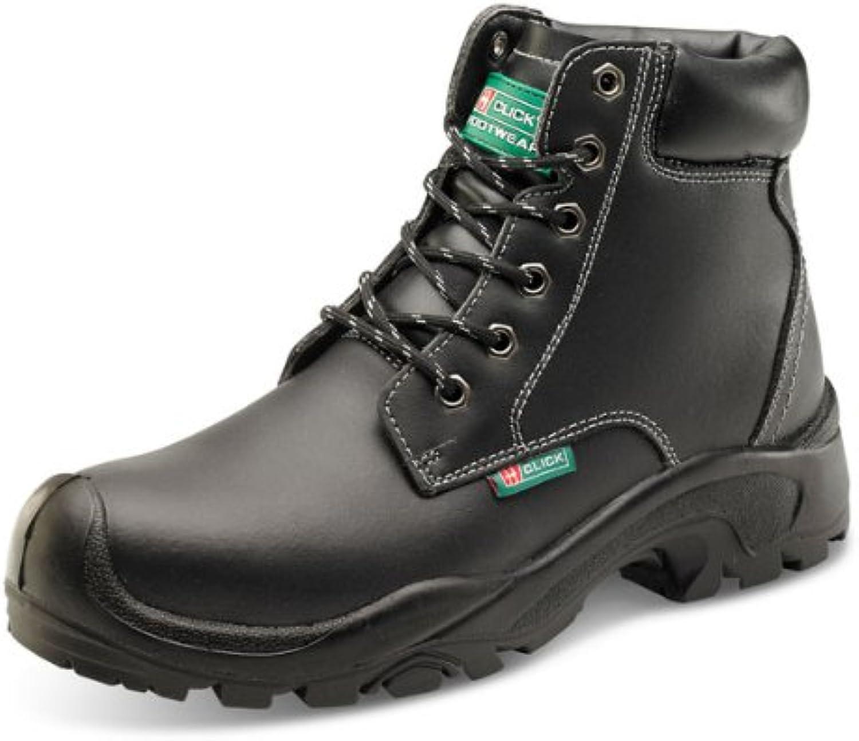 coquille d'acier en cuir noir des bottes bottes bottes de sécurité, toutes tailles 4 13 (uk 11) b01c1id 2p8 parent | D'arrivée Nouvelle Arrivée  239067